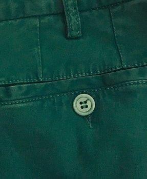 Rota cotton trousers detail