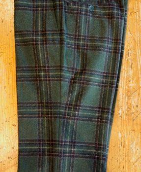 Pantaloni Rota verdi