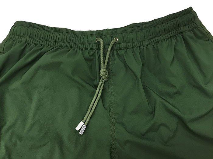 Shorts mare Fedeli verde1