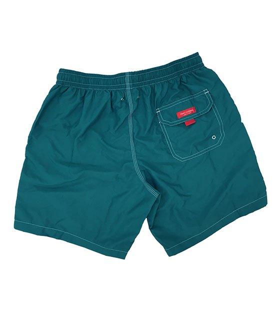 Shorts mare verde2