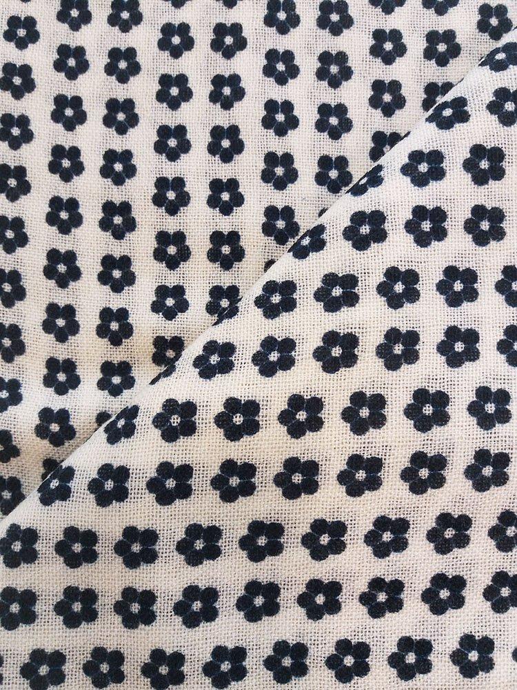 Sciarpa lana stampe floreali2
