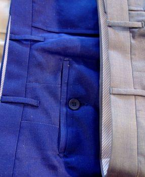 Rota cotton trousers