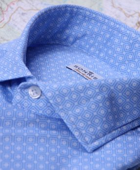 Fior di cotone Sonrisa shirt