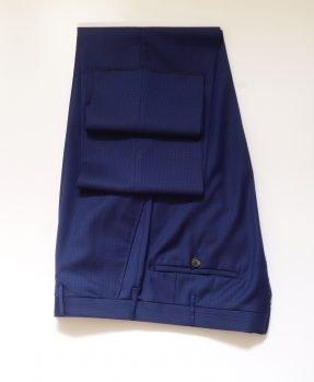 Pantaloni Rota Lana Azzurri