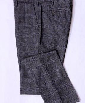 Pantaloni a quadri Rota