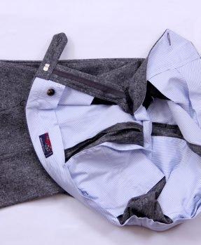 Pantaloni tweed Rota interni